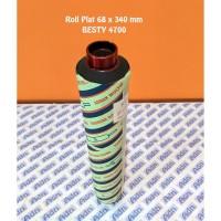Roll Plat Besty 4700 Uk 68x340 mm Sparepart Mesin Offset Besty 4700
