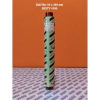Roll Plat Besty 4700 Uk 54x340 mm Sparepart Mesin Offset Besty 4700