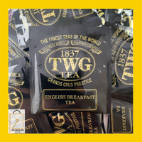 TWG Luxury Tea English Breakfast Teh Original