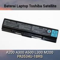 Baterai Laptop Toshiba Satellite A200 A300 A500 L300 M200 Series