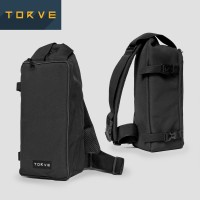 Tas Kamera Mirrorless TORVE camera Sling Backpack SBP1.0 - Hitam