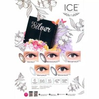 SOFTLENS NORMAL : ICE GOLD SILVER