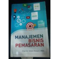 Buku Manajemen Bisnis Pemasaran