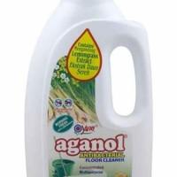 Pembersih Lantai Sereh/Yuri Aganol Antibacterial Morning Fresh 2 L