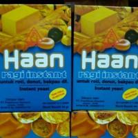 Ragi Roti Haan Instan 11 gram 1 kotak isi 4 pcs