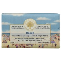 Wavertree and London Beach Sabun Mandi 200 GRAM Soap Bar Organik