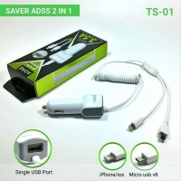 CHARGER MOBIL ADSS 2 IN 1