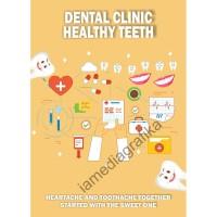 Jual Poster Kesehatan Gigi Murah Harga Terbaru 2020