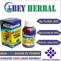 Walatra Hexabumin - Madu Murni Berkhasiat - Sumber nutrisi pertumbuhan