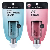 Veraclara - Hyaluron Moisturizing Cream and Collagen Eye Cream 27gr