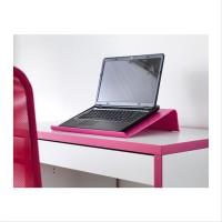 IKEA BRADA Alas Laptop Merah Muda