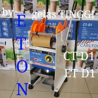 cup sealer GELAS TINGGI 22oz manual mesin press by etonSSFX10O