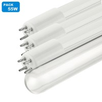 (PROMO) 55W UV Lamp Packs replacement to 12gpm UV disinfection Water