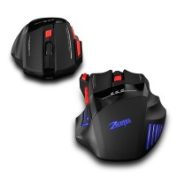 VOBERRY Zelotes 2.4 G Charging Game Mouse USB Receiver 30 M Wireless