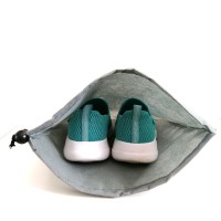 Kantong Sepatu Serut Bahan Kain Eco BagSSFX10O