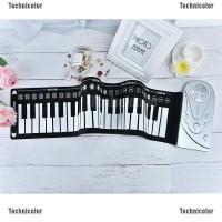 [Bayar di Tempat]Keyboard Piano Elektronik Portable 49 Tombol dengan