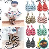 Sepatu gladiator bayi, Sandal prewalker gladiator anak, sandal tali