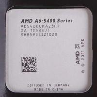PROSESOR FM2 APU A6 5400 PLUS FAN AMD
