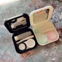 Best selling Mori Spectacle Case Contact Lens Case Storage Box