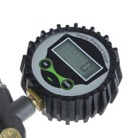zzzone* Digital Car Truck Air Tire Pressure Inflator Gauge LCD Dial