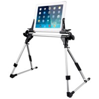 Lazypod Foldable Bracket Tablet Holder Smartphone Stand iPad Mount HP