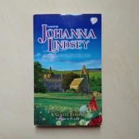 Novel Johanna Lindsey - A Gentle Feuding Pengantin Pilihan Seken 2