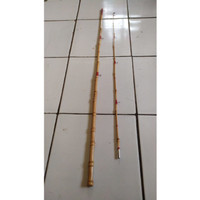 joran bambu kirisik khas sukabumi jawa barat original