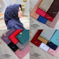 jilbab/kerudung/hijab instan/jilbab segi empat waterproof/anti air