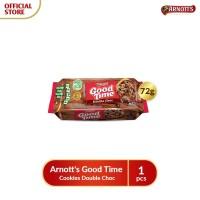 Arnott's Good Time Cookies Double Choc