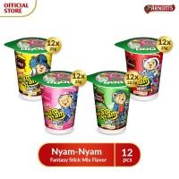 Arnott's Nyam-Nyam Fantasy Stick Mix Flavor