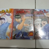 Paket Komik Kungfu Boy Legend vol 23-25 segel ori