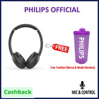 Philips TAUH202 UpBeat Wireless Headphones TAUH 202