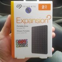 Harddisk eksternal 2TB seagate