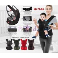 Kiddy Hipseat Baby Carrier 6 in 1 / Gendongan Bayi / Gendongan Hipseat