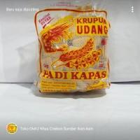 Kerupuk Udang PADI KAPAS Super Dollar Premium 500 gr