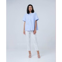 THIS IS APRIL - Daryn Top Light Blue - 172901