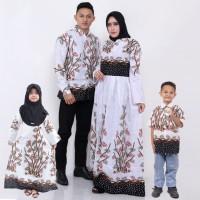 batik couple keluarga baju gamis batik set baju anak