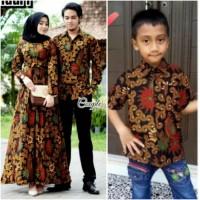 batik couple keluarga set anak cowok batik sarimbit batik anak