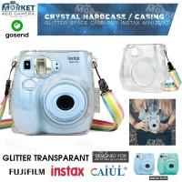 Hardcase GLITTER COLOR Fujifilm Polaroid Case Instax Mini 7 / 7S / 7C