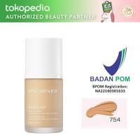 Shu Uemura Petal Skin Fluid Foundation SPF20 30ml - 754 Medium Beige