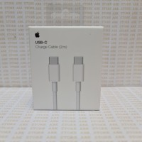 kabel Data Charger Apple Macbook New Pro & Air Usb C To Usb C ORI 100%