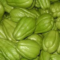 Sayur Labu Siam 1pcs sayuran hijau segar sehat harga grosir murah