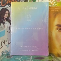 buku novel baru ori original EUFLORIA A BTS FAN ART STORY BOOK