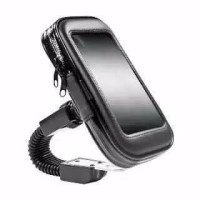 WATERPROOF MOTOR PHONE HOLDER GANTUNGAN STAND HP