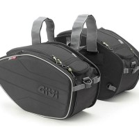SIDE BAG GIVI EA101B   TAS SAMPING MOTOR   GIVI ORIGINAL SIDE BAG