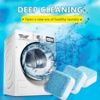 ORIGINAL Tablet Pembersih Mesin Cuci - Deep Cleaning Washing Machine