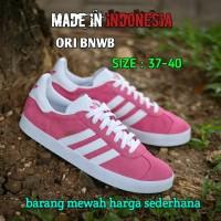 New In Sepatu ADIDAS GAZELLE Favorit Pink Original Indonesia(BNWB)
