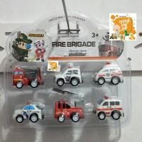 FIRE BRIGADE - Mainan Mobil Pemadam Kebakaran