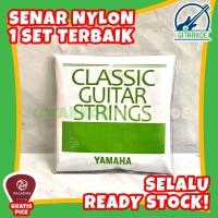 Senar Gitar Nylon Yamaha Nilon Akustik Classic Guitar Strings