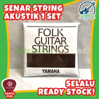 Senar Gitar String Yamaha Akustik Folk Guitar Strings